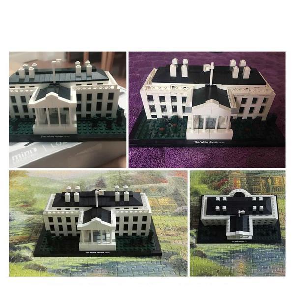 LOZ The White House