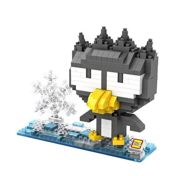 LOZ Animals Penguin Badtz-Maru