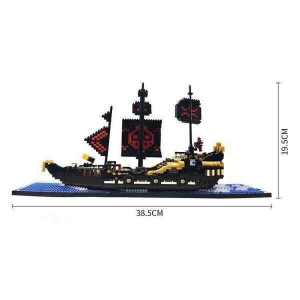Magic Blocks 9033 Black Pearl Ship