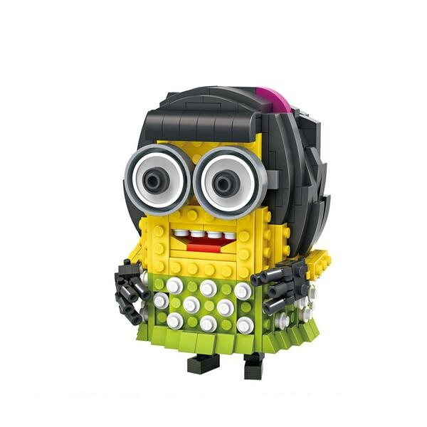 LOZ Despicable Me Girl Minion