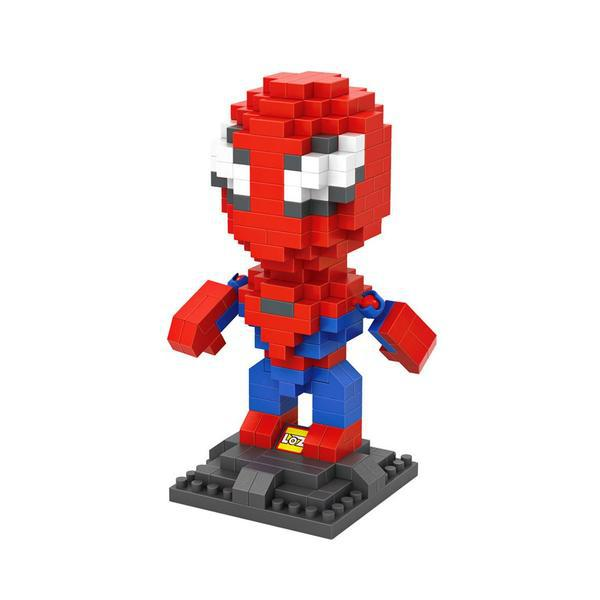 LOZ 9456 Superhero Spiderman