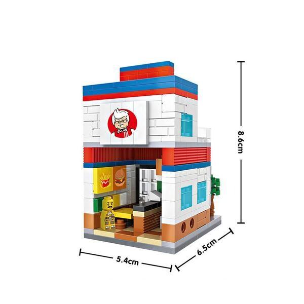 LOZ 1605 KFC Restaurant