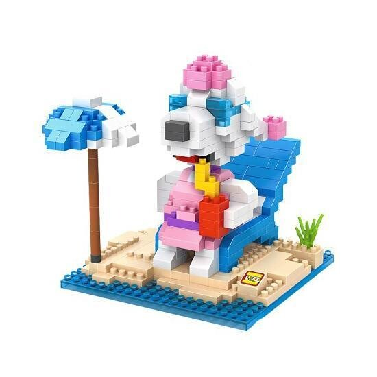 LOZ 9527 Snoopy Beach