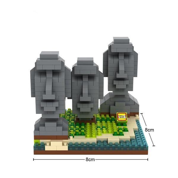 LOZ 9378 Easter Island