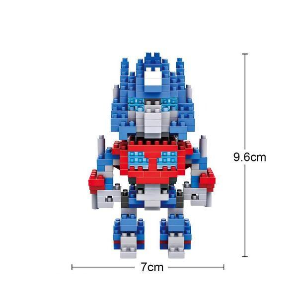 LOZ 9402 Transformers Optimus Prime