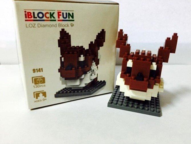 LOZ+Diamond+Blocks+Model+9141+Eve-17