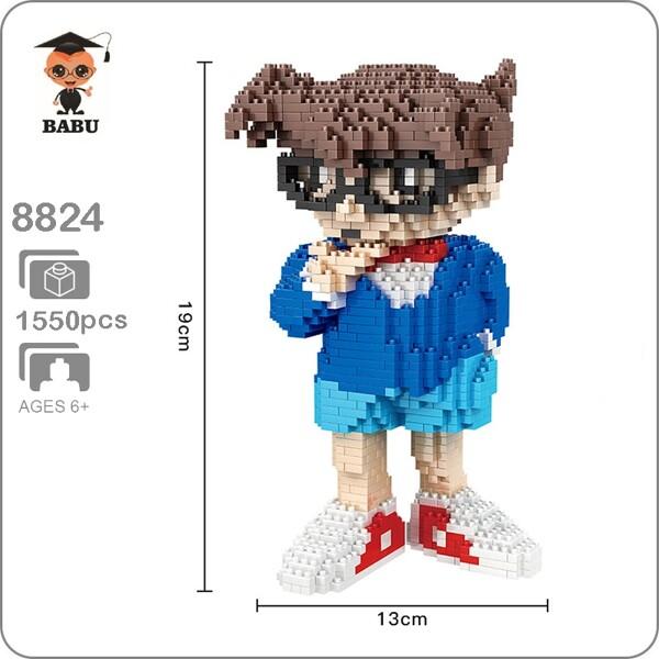 Balody 8824 Detective Conan XL