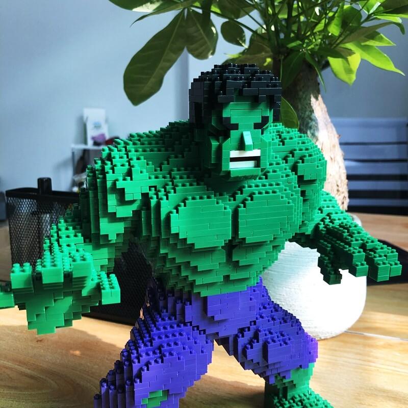 Hsanhe 8608 Green Hulk XL