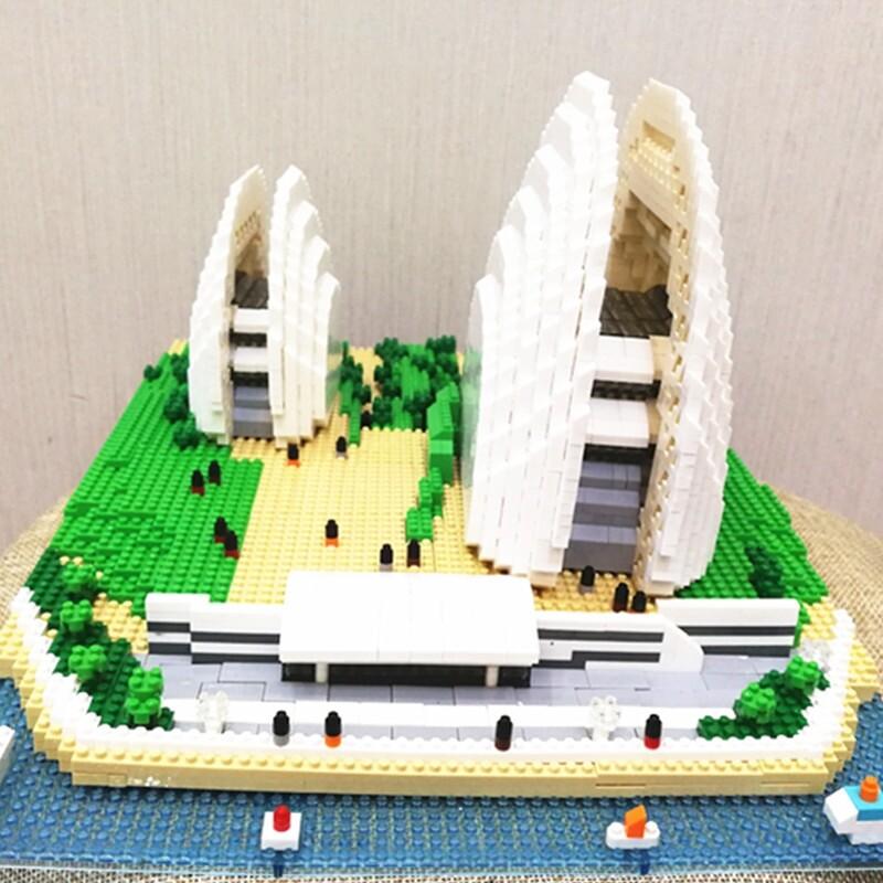 PZX 9915 Large Zhuhai Opera House