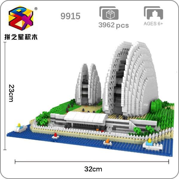 Balody 9915 Large Zhuhai Opera House
