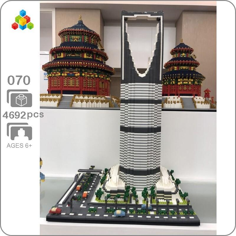 YZ 070 Large Jeddah Tower