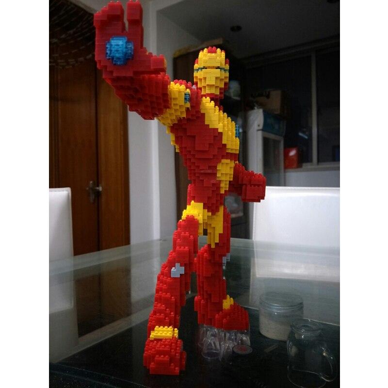 Shangji 21813 Avengers Iron Man XL