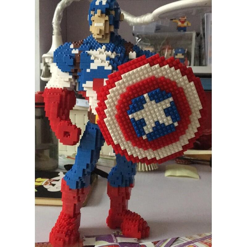 Shangji 21811 Avengers Captain America XL