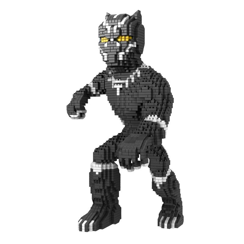 PZX 8830-5 Avengers Black Panther XL
