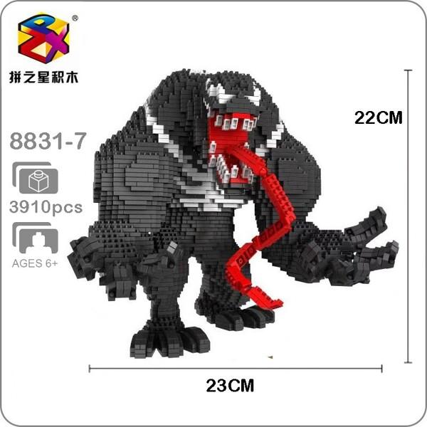 Balody 8831-7 Marvel Black Venom XL