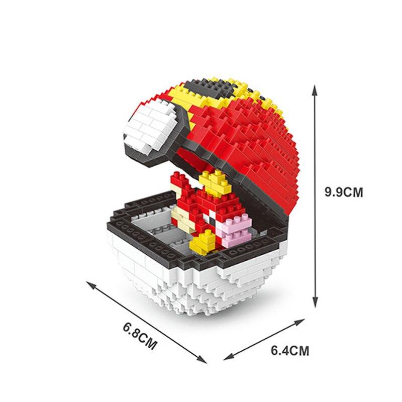 Wise Hawk 2541 Medium Pocket Monster Magikarp Red Repeat Ball