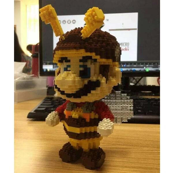 Balody 21803 Super Mario Bee XL