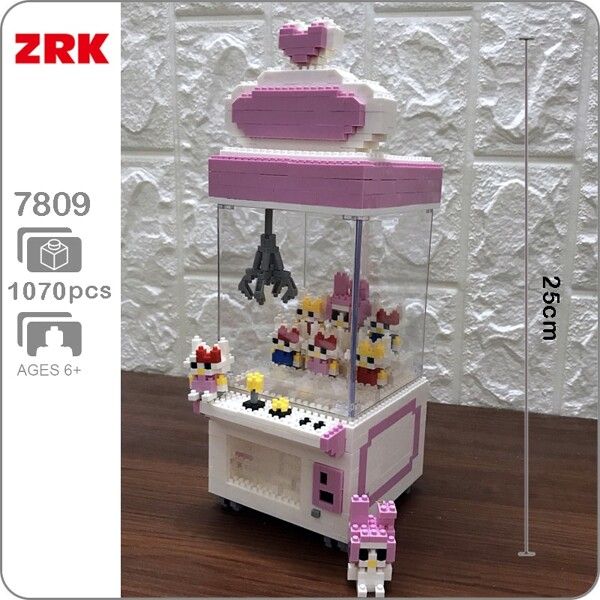 Balody 7809 Large Doll Machine Catcher