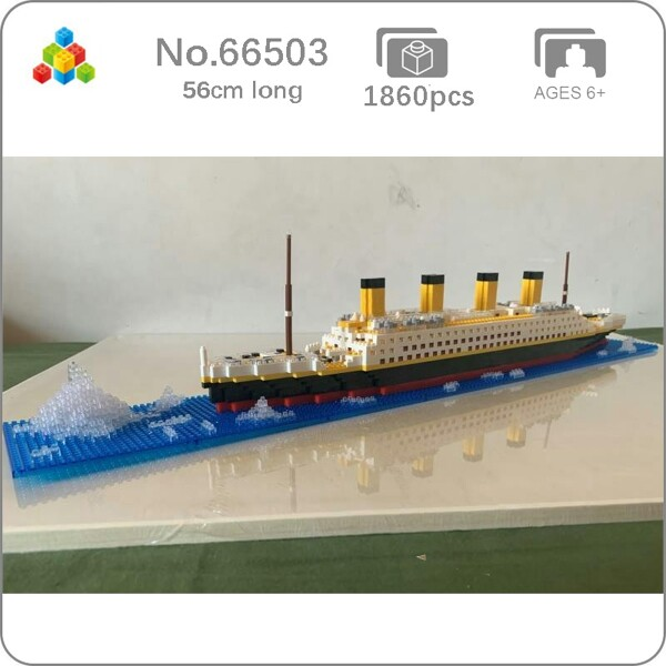 YZ 66503 Large Titanic Ship