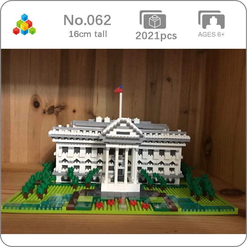 YZ 062 Large The White House