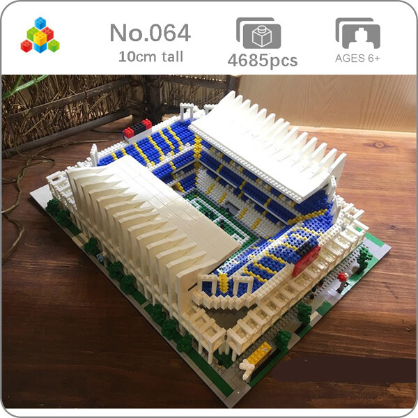 YZ 064 Large Portugal Football Stadium
