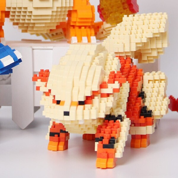 CHAKRA 6612 Medium Pokémon Arcanine Dog