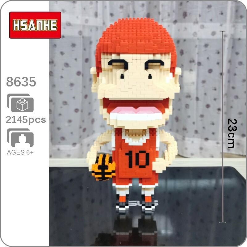 Hsanhe 8635 Hanamichi Sakuragi XL