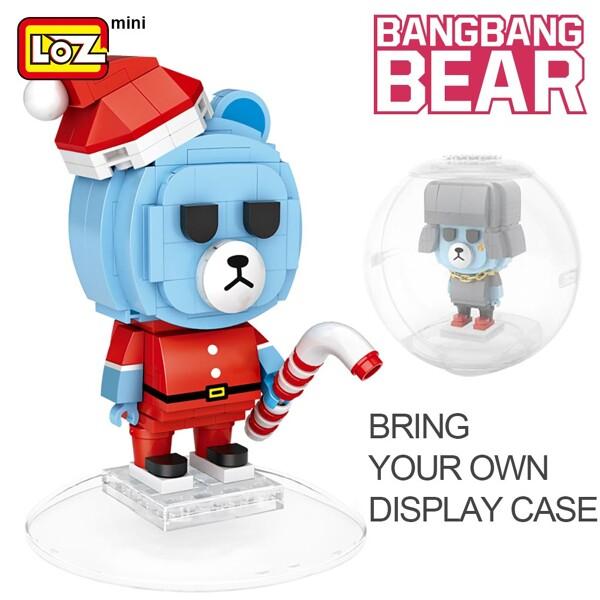 LOZ 1311 Blind Egg Box BangBang Bear