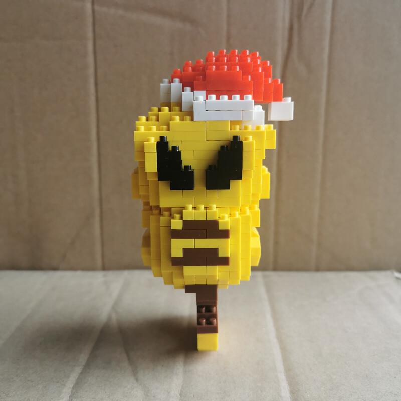 SC 2085 Christmas Pikachu Sleeping