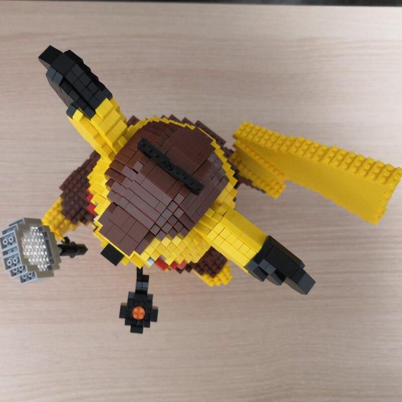 PZX 8835-1 Detective Pikachu