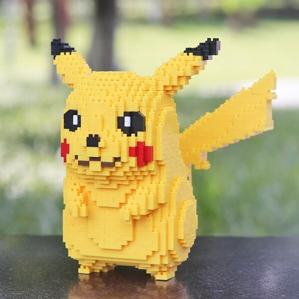 HC 9009 Pikachu Mini Bricks