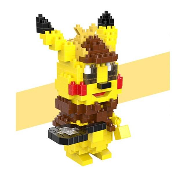 HC 2033 Detective Pikachu Mini Bricks