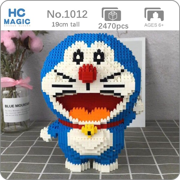 HC 1012 Doraemon Mini Bricks
