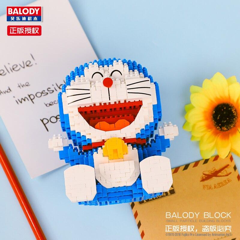 BALODY 16131 Doraemon Sitting