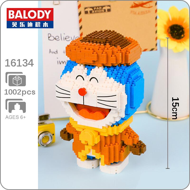 BALODY 16134 Doraemon in Winter