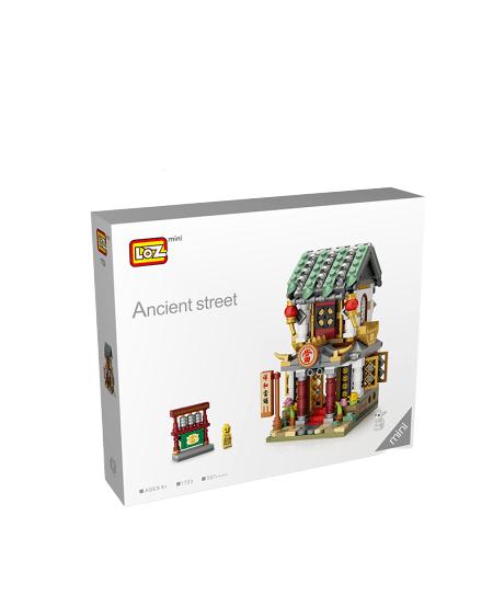 LOZ 1722 Buns Shop Mini Bricks