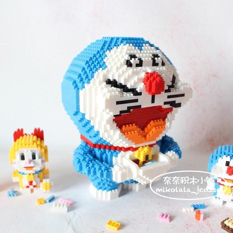 LBOYU 7098 Doraemon With Pocket Open