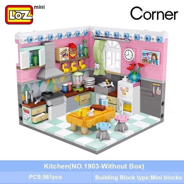 LOZ 1903 Kitchen