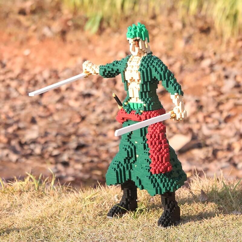 HC Magic 9886 One Piece Roronoa Zoro