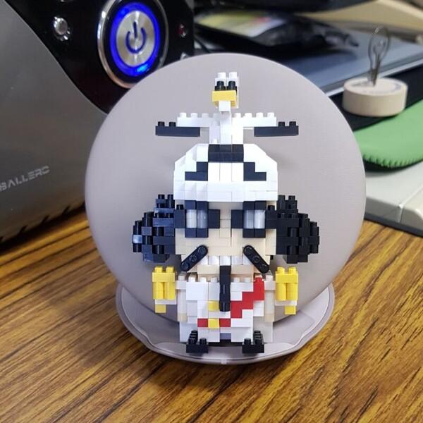 BALODY 037 One Piece Navy General Diamond Blocks