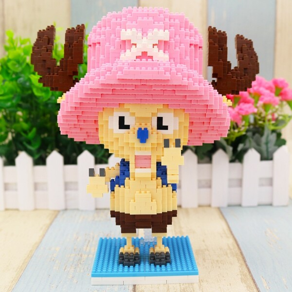 BALODY 16008 Tony Chopper One Piece Brickheadz