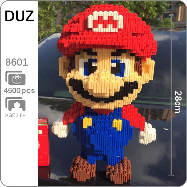 DUZ 8601 Super Mario Big Mario Brickheadz