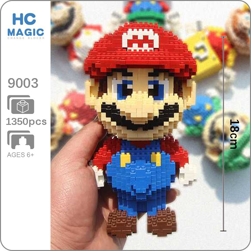 HC 9003 Super Mario Red Brickheadz