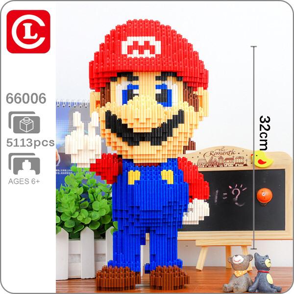LC 66006 Super Mario Victory Red Mario Brickheadz