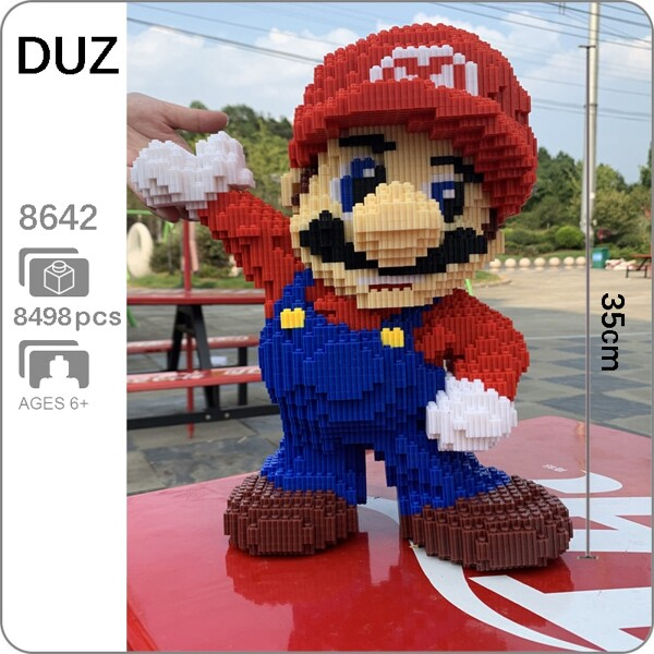 DUZ 8642 Super Mario Big Mario Wave