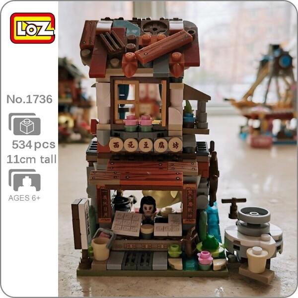 LOZ 1736 Tofu Store Chinatown