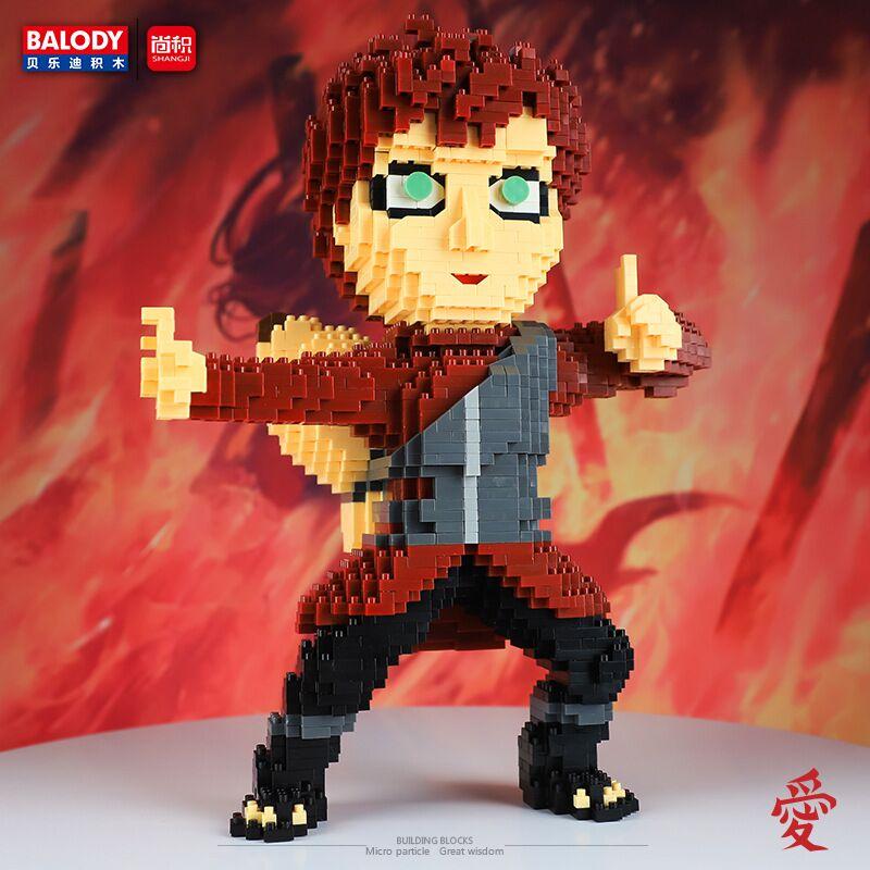 BALODY 16166 Gaara Ninja Brickheadz
