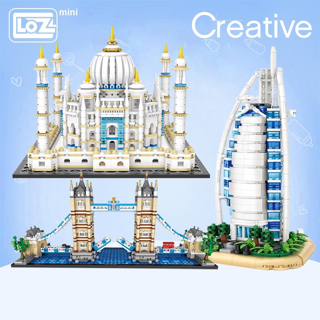 LOZ 1026-1029 Architecture Series Bundles