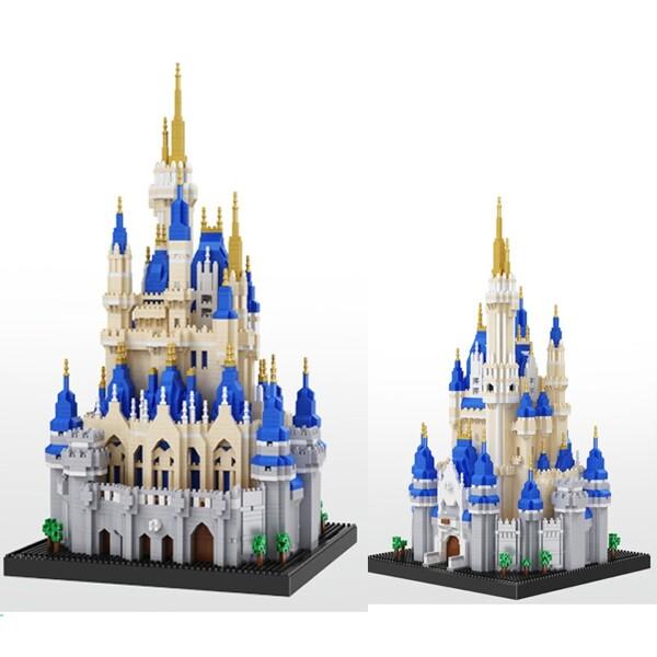 OFENG 16061 Castle Diamond Brickheadz