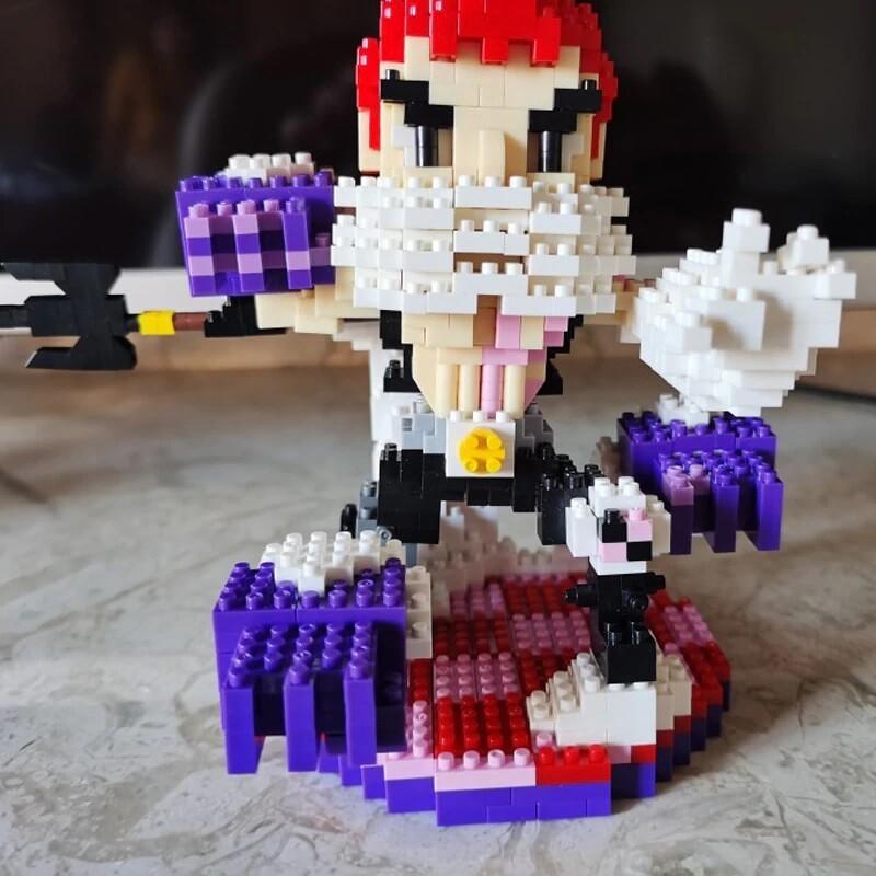 SC 097 Charlotte Katakuri Pirate Brickheadz